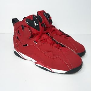 Nike Air Jordan True Flight  Red Sz 2.5 Y